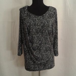 Vince Camuto M 3/4 sleeve top